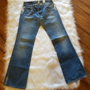 Lucky Brand Boot Cut Jeans Size 28